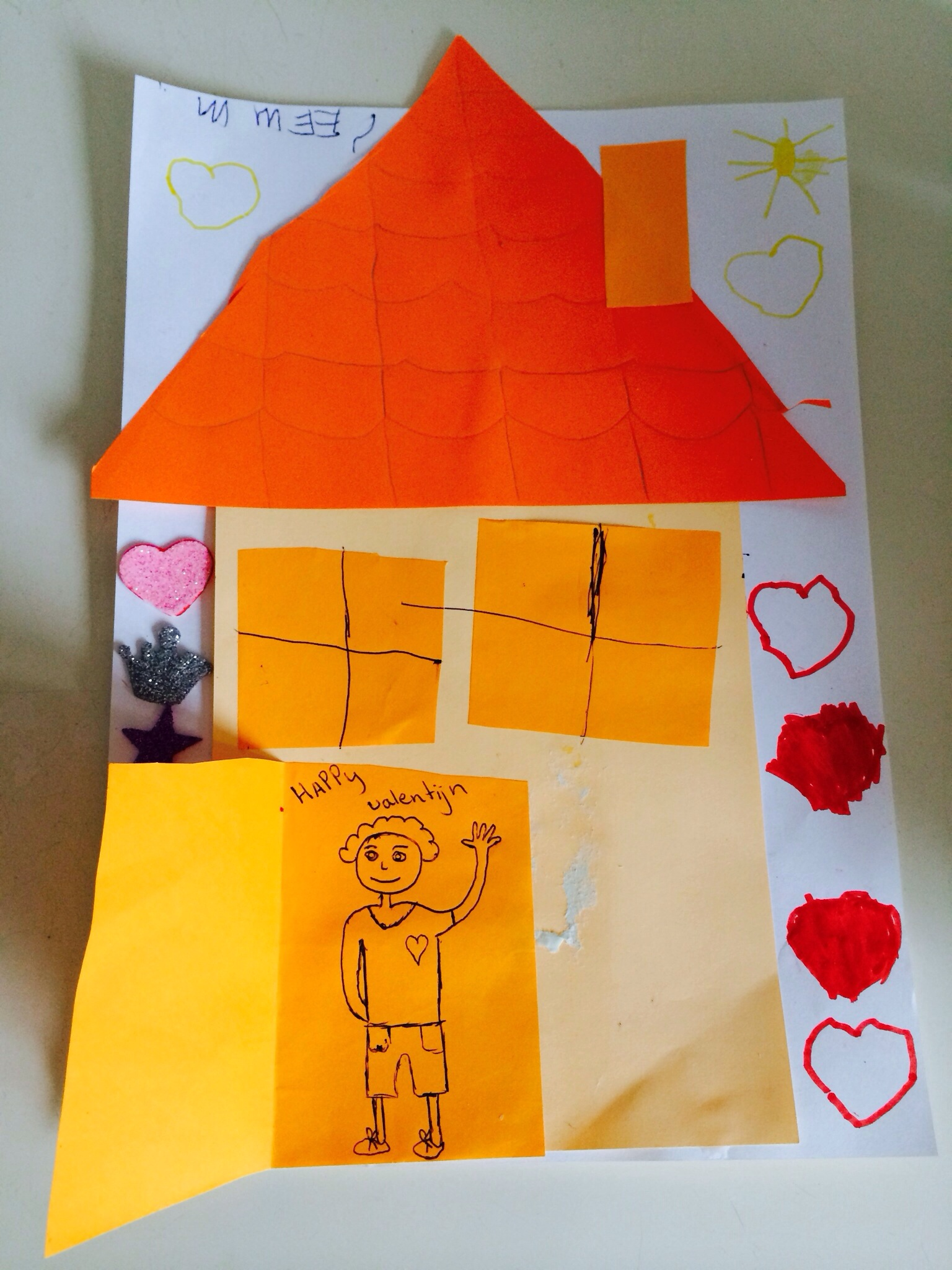 Liefdes huisje
